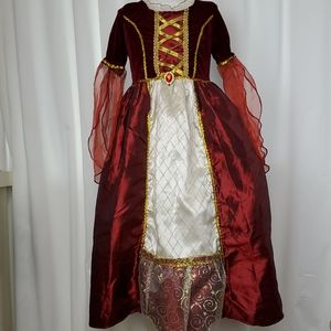 Cracker Barrel Princess Costume